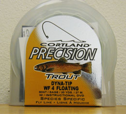 Precision Dyna-Tip Trout