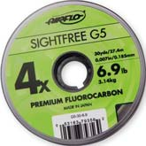 Airflo Sightfree G-3 Tippet Material