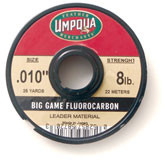 Upmqua Big Game Tippet Material